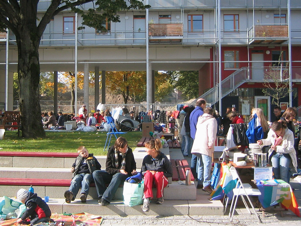 KulturPassage Ackermannbogen