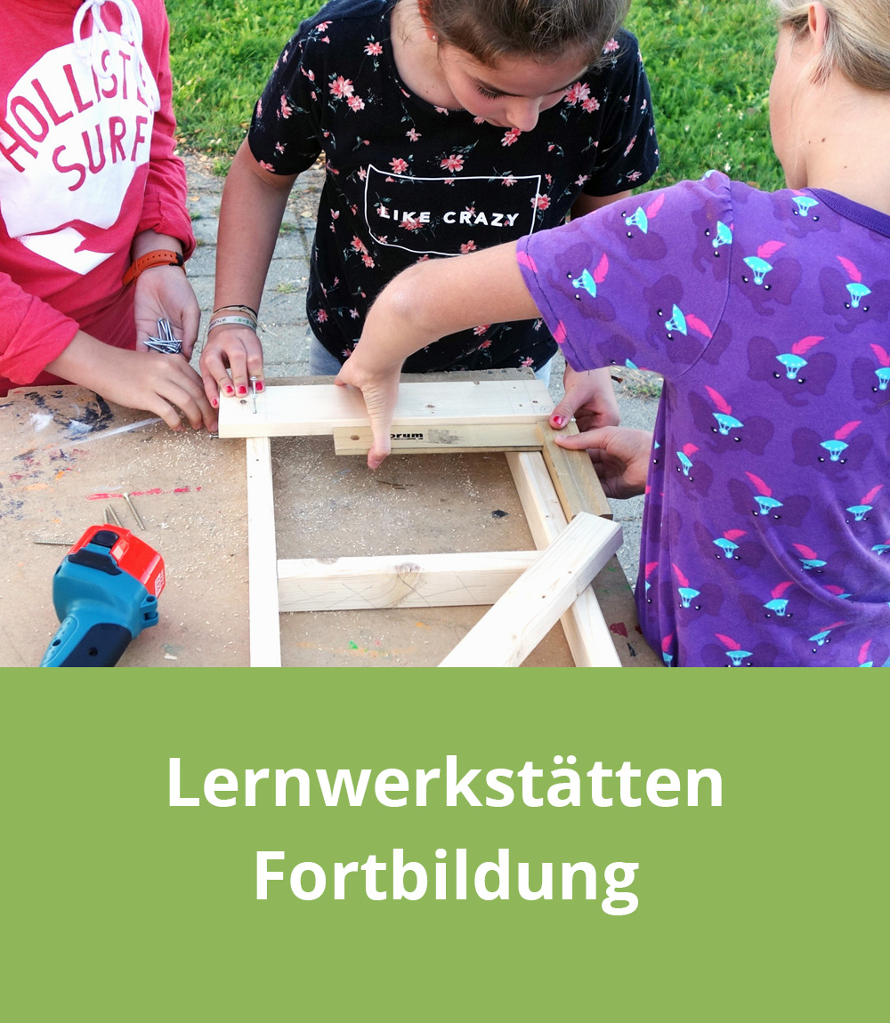 Lernwerkstätten Fortbildung